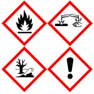 Lakier do drewna - niebezpieczne substancje
