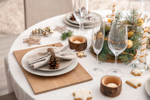 stół na wigilię