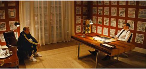 stół z filmu o bondzie